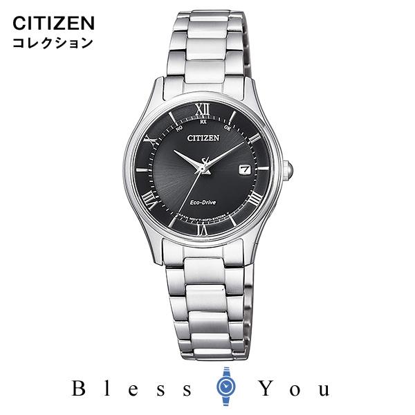 CITIZEN COLLECTION  シチズン コレクション 電波ソーラー レディース 腕時計 ES0000-79E 35,0