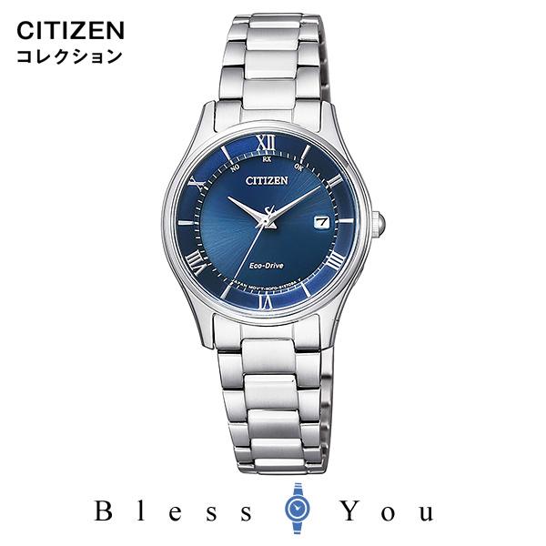 CITIZEN COLLECTION  シチズン コレクション 電波ソーラー レディース 腕時計 ES0000-79L 35,0