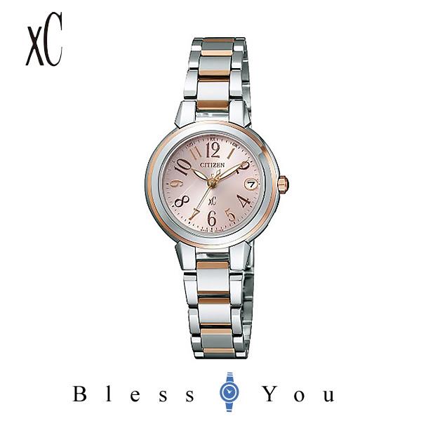 クロスシー XC レディース 腕時計 シチズン ES8034-57W 50,0