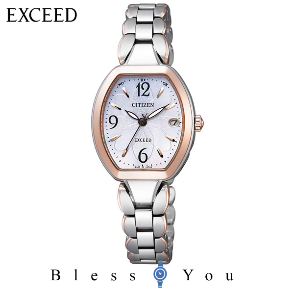 CITIZEN 腕時計 EXCEED エクシードES8064-56A