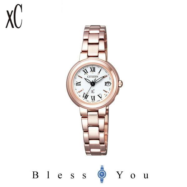 電波 クロスシー XC レディース 腕時計 シチズン ES9002-58A 58,0