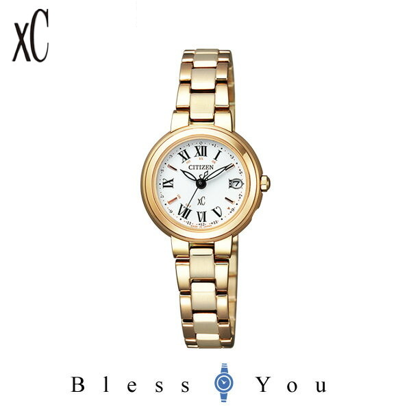 シチズン クロスシー XC ティタニアライン ハッピーフライト レディース 腕時計 ES9003-55A 58,0