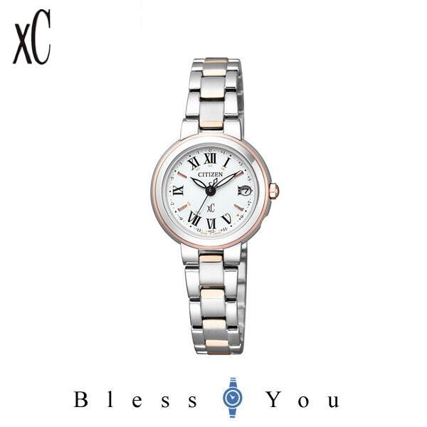 電波 クロスシー XC レディース 腕時計 シチズン ES9004-52A 58,0