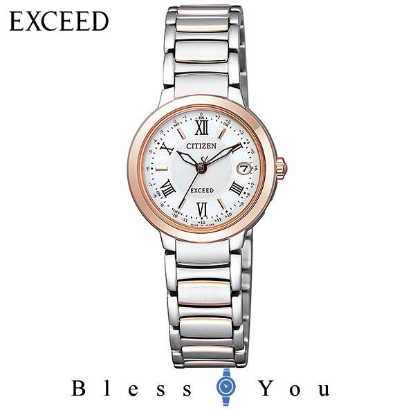 電波 CITIZEN EXCEED シチズン エクシード  レディース 腕時計 ES9324-51W 新品お取り寄せ 110,0