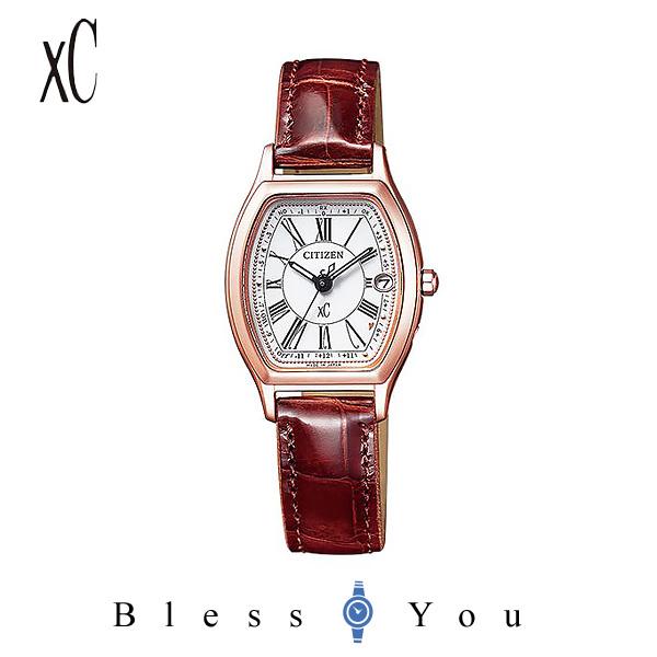 CITIZEN XC シチズン クロスシー エコドライブ電波 ハッピーフライト ティタニアライン レディース 腕時計 ES9352-05B 79,0