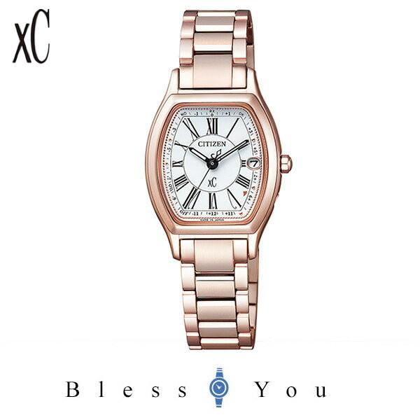 クロスシー XC サクラピンク レディース 腕時計 シチズン ES9354-51A エコドライブ 電波時計 79,0