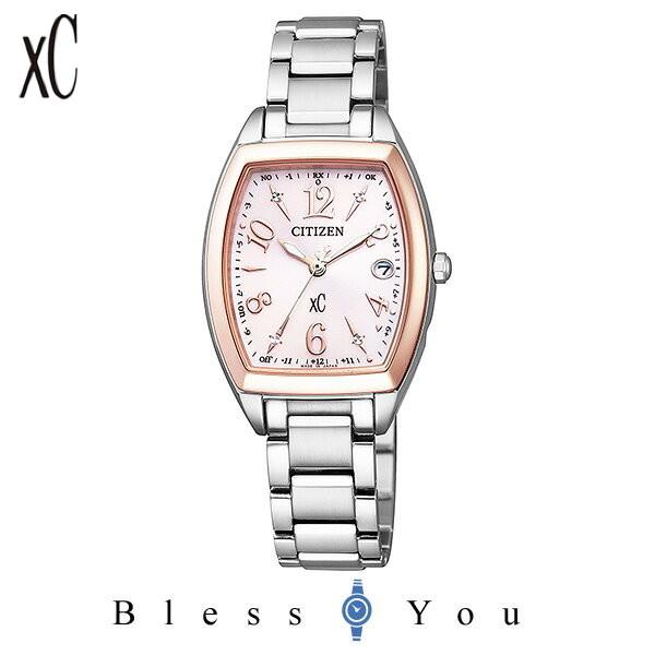 CITIZEN xC シチズン 電波ソーラー レディース 腕時計 クロスシー ES9390-57W 59,0