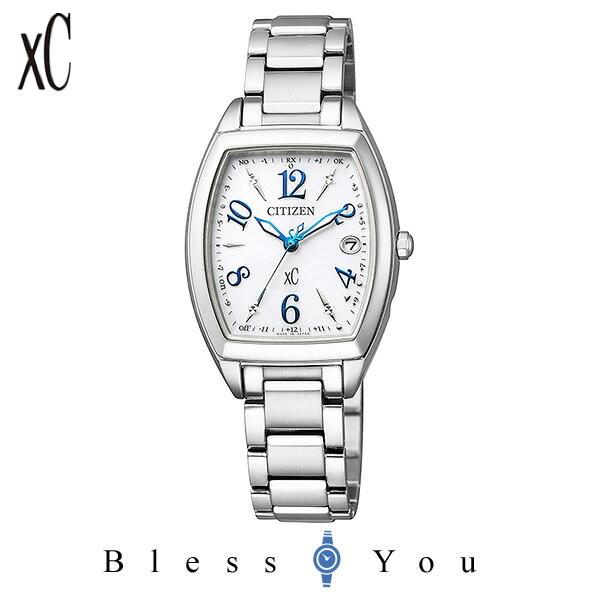 CITIZEN xC シチズン 電波ソーラー レディース 腕時計 クロスシー ES9391-54A 59,0