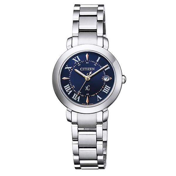 CITIZEN XC シチズン エコドライブ電波 腕時計 レディース クロスシー 2019年10月 ES9440-51L