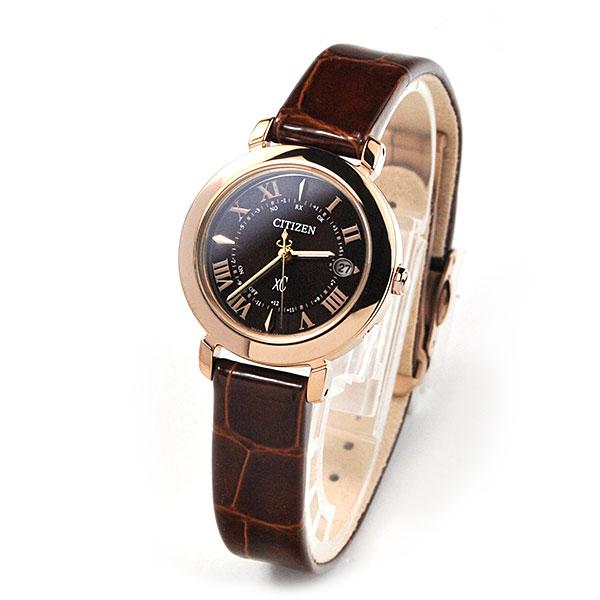 CITIZEN XC シチズン エコドライブ電波 腕時計 レディース クロスシー 2019年10月 ES9442-04W