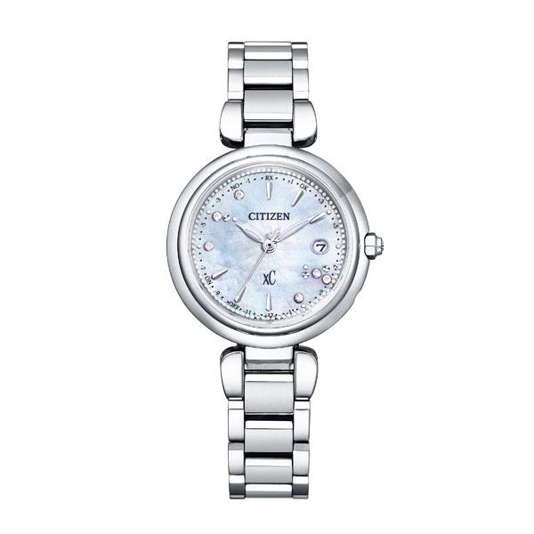 名入れ付き CITIZEN XC シチズン ソーラー電波 腕時計 mizu collection レディース クロスシー 2020年11月発売 ES9461-51W 120,0