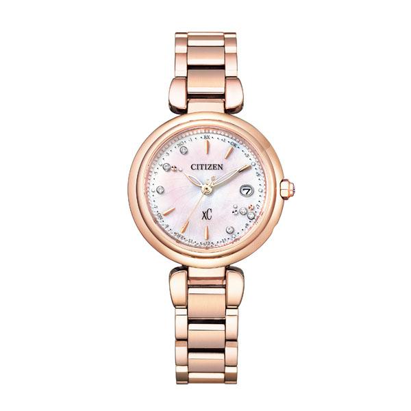 CITIZEN XC シチズン ソーラー電波 腕時計 mizu collection レディース クロスシー 2020年11月発売 ES9467-54W 120,0