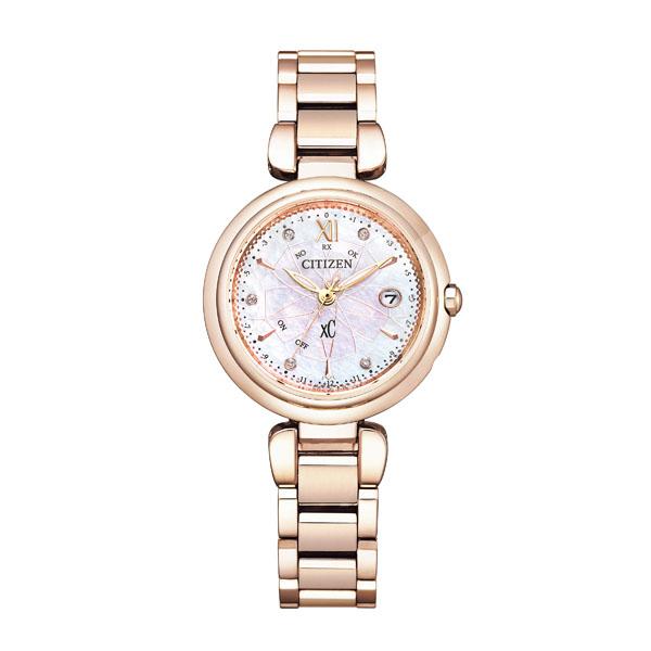 CITIZEN XC シチズン ソーラー電波 腕時計 レディース クロスシー 2021年3月発売 ES9467-54X 120,0