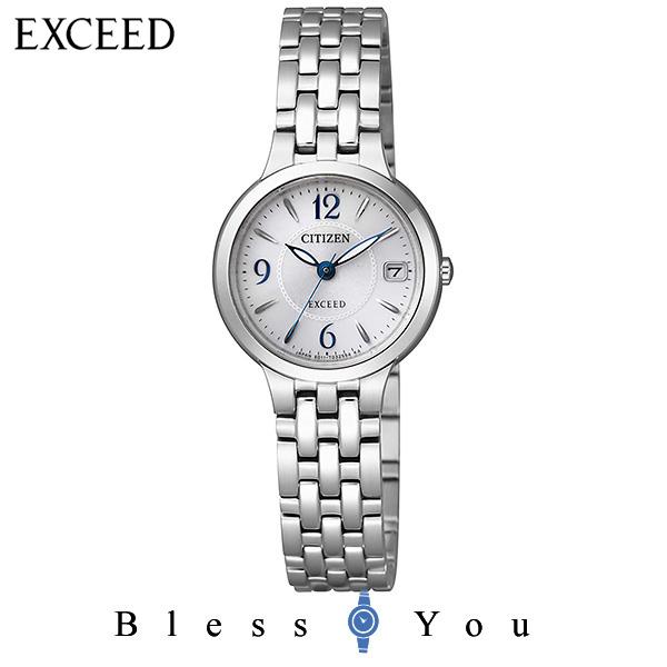 エコドライブ CITIZEN EXCEED シチズン エクシード  レディース 腕時計 EW2260-55A 新品お取り寄せ 55,0
