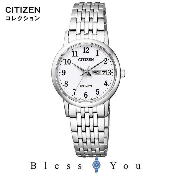 CITIZEN COLLECTION シチズンコレクション レディース 腕時計 EW3250-53A ペアモデル 新品お取り寄せ 23,0