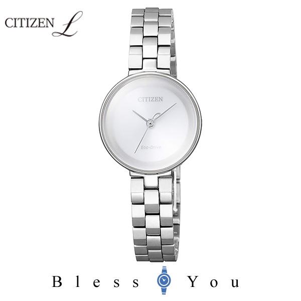 CITIZEN L シチズン エル ソーラー レディース 腕時計 EW5501-54A 42,0