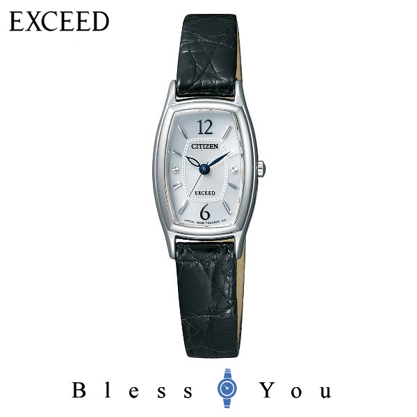 CITIZEN EXCEED シチズン エクシード  レディース 腕時計 EX2000-09A 新品お取り寄せ 50,0