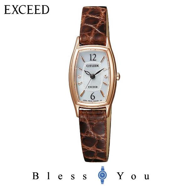 エコドライブ CITIZEN EXCEED シチズン エクシード  レディース 腕時計 EX2002-03A 新品お取り寄せ 52,0