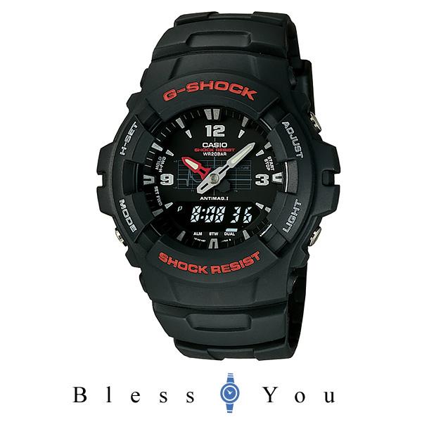 [カシオ]CASIO 腕時計 G-SHOCK G-100-1BMJF メンズウォッチ 新品お取寄せ品