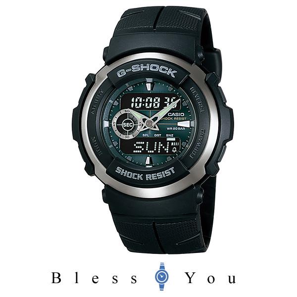 [カシオ]CASIO 腕時計 G-SHOCK G-300-3AJF メンズウォッチ 新品お取寄せ品