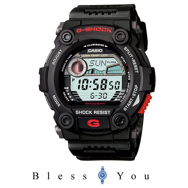 【お取り寄せ品】Gショック 時計 G-SHOCK タイドグラフ・ムーンデータ表示機能搭載 G-7900-1JF ギフト 13125