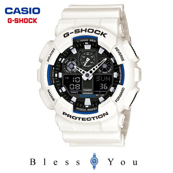 CASIO G-SHOCK カシオ Gーショック GA-100B-7AJF 新品お取り寄せ 13,5
