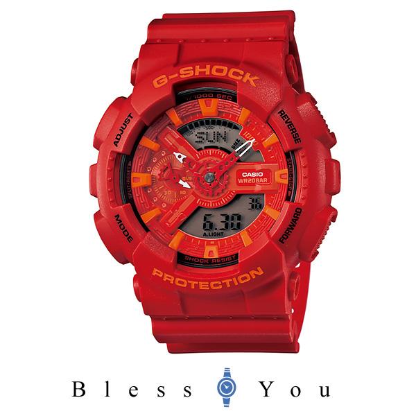 [カシオ]CASIO 腕時計 G-SHOCK GA-110AC-4AJF メンズウォッチ 新品お取寄せ品