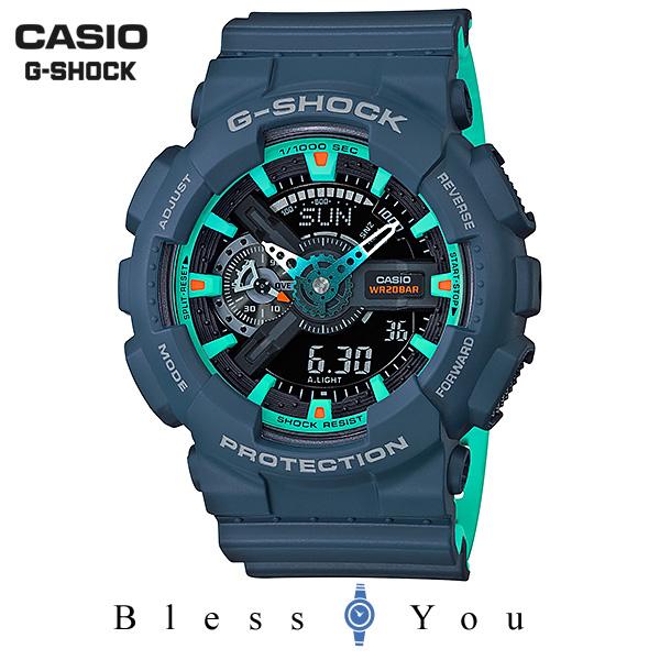 CASIO G-SHOCK カシオ 腕時計 メンズ Gショック 2018年11月新作 GA-110CC-2AJF 16,0