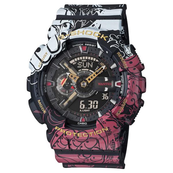 G-SHOCK Gショック 腕時計 メンズ CASIO カシオ ワンピース 2020年7月 GA-110JOP-1A4JR 24,0