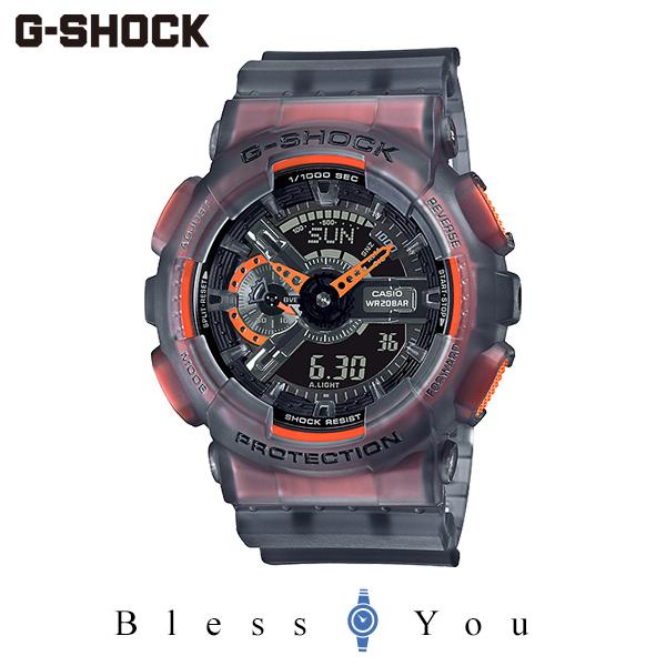 G-SHOCK Gショック 腕時計 メンズ CASIO カシオ 2020年6月 GA-110LS-1AJF 16,0