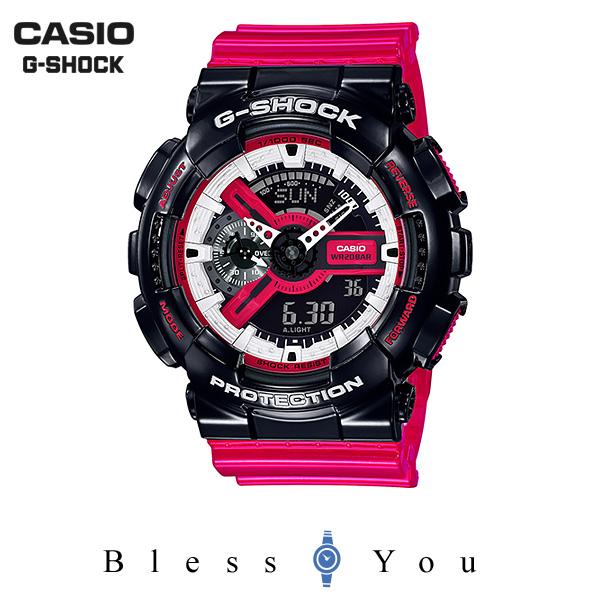 CASIO G-SHOCK カシオ 腕時計 メンズ Gショック 2019年5月新作 GA-110RB-1AJF 16,0