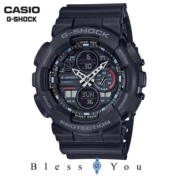 CASIO G-SHOCK カシオ 腕時計 メンズ Gショック 2019年7月新作 GA-140-1A1JF 13,5
