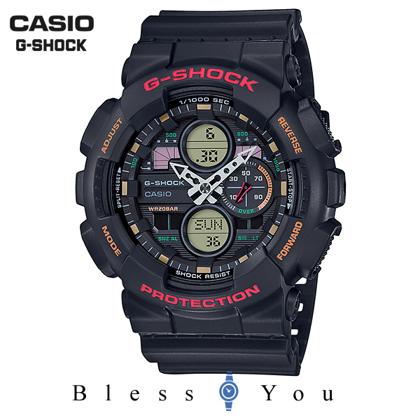 CASIO G-SHOCK カシオ 腕時計 メンズ Gショック 2019年7月新作 GA-140-1A4JF 13,5