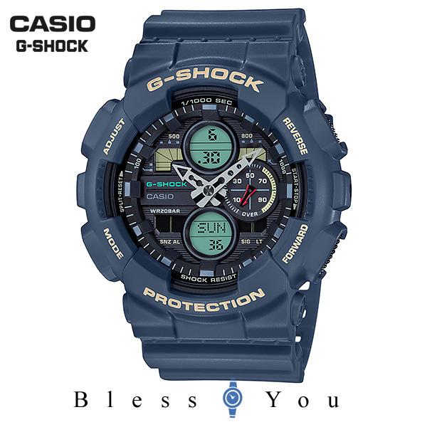 CASIO G-SHOCK カシオ 腕時計 メンズ Gショック 2019年7月新作 GA-140-2AJF 13,5