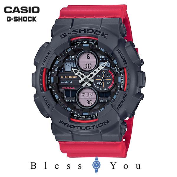 CASIO G-SHOCK カシオ 腕時計 メンズ Gショック 2019年7月新作 GA-140-4AJF 13,5