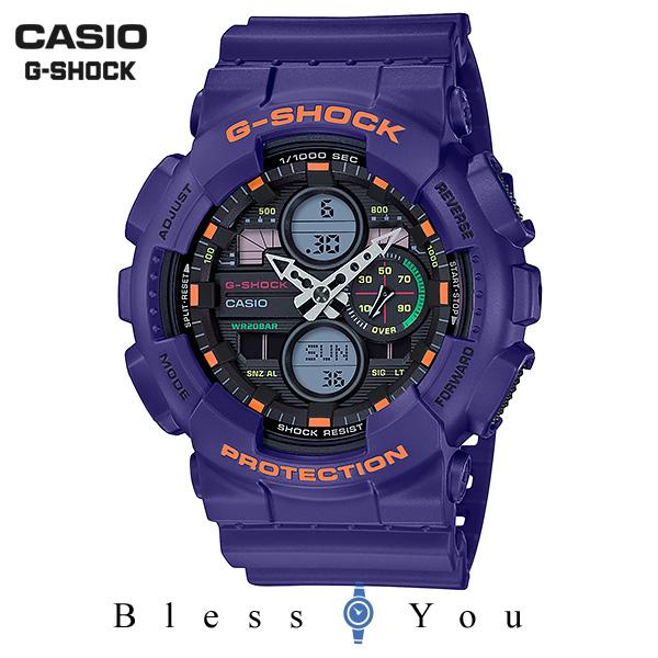 CASIO G-SHOCK カシオ 腕時計 メンズ Gショック 2019年7月新作 GA-140-6AJF 13,5