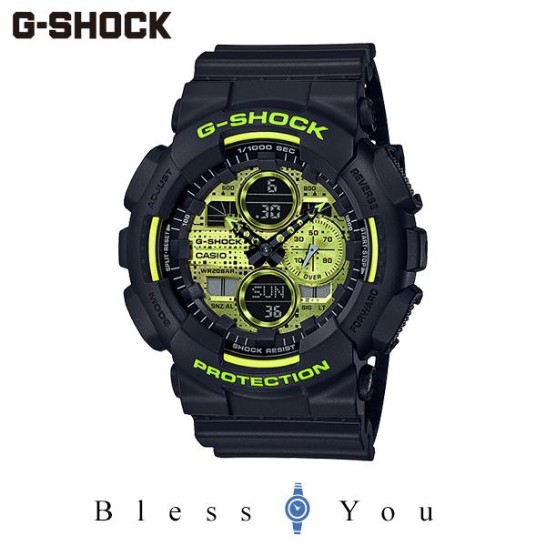 G-SHOCK Gショック 腕時計 メンズ CASIO カシオ 2020年6月 GA-140DC-1AJF 14,5
