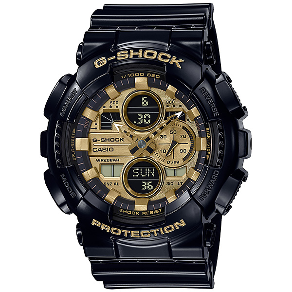 G-SHOCK Gショック 腕時計 メンズ CASIO カシオ Garish Color 2020年2月新作 GA-140GB-1A1JF 16,0
