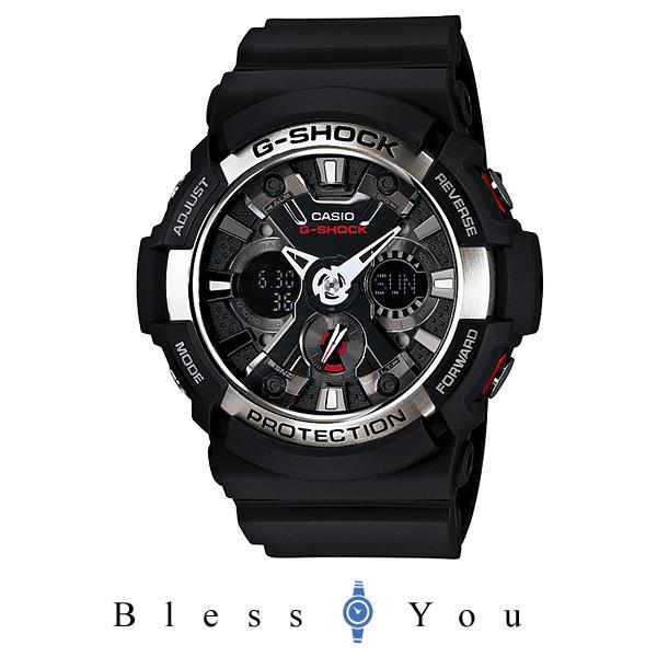 [カシオ]CASIO 腕時計 G-SHOCK GA-200-1AJF メンズウォッチ 新品お取寄せ品