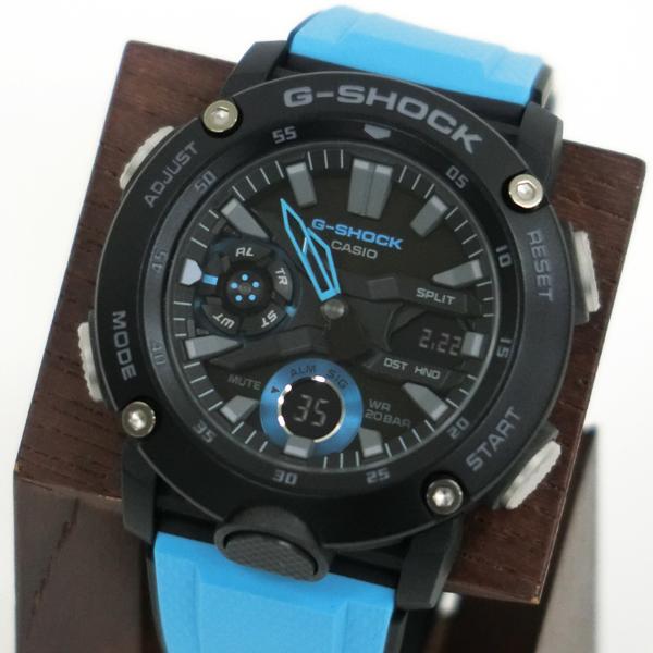 CASIO G-SHOCK カシオ 腕時計 メンズ Gショック 2019年3月新作 GA-2000-1A2JF 16,0