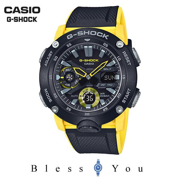 CASIO G-SHOCK カシオ 腕時計 メンズ Gショック 2019年3月新作 GA-2000-1A9JF 16,0
