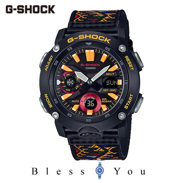 CASIO G-SHOCK カシオ 腕時計 メンズ Gショック 2019年11月新作 GA-2000BT-1AJR 19,2