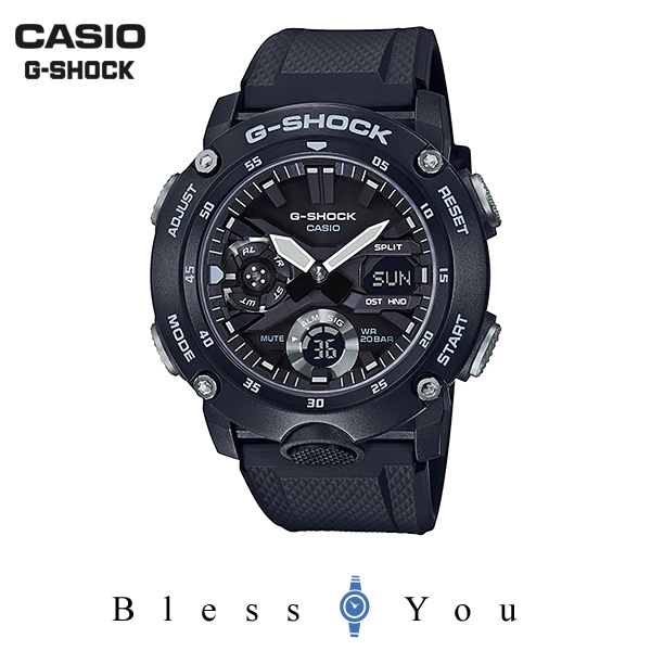 CASIO G-SHOCK カシオ 腕時計 メンズ Gショック 2019年6月新作 GA-2000S-1AJF 15,0