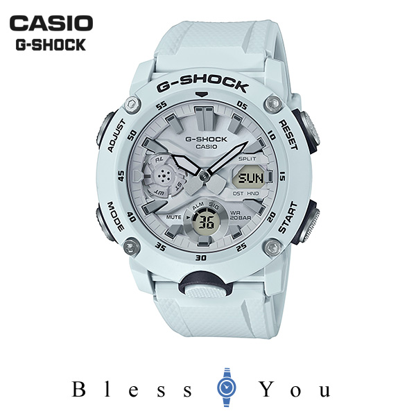 CASIO G-SHOCK カシオ 腕時計 メンズ Gショック 2019年6月新作 GA-2000S-7AJF 15,0