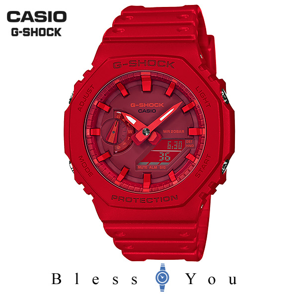 CASIO G-SHOCK カシオ 腕時計 メンズ Gショック 2019年8月新作 GA-2100-4AJF 13,5