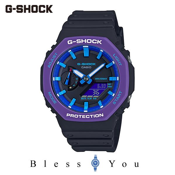 CASIO G-SHOCK カシオ 腕時計 メンズ Gショック 2019年11月新作 Throwback 1990s GA-2100THS-1AJR 17,5