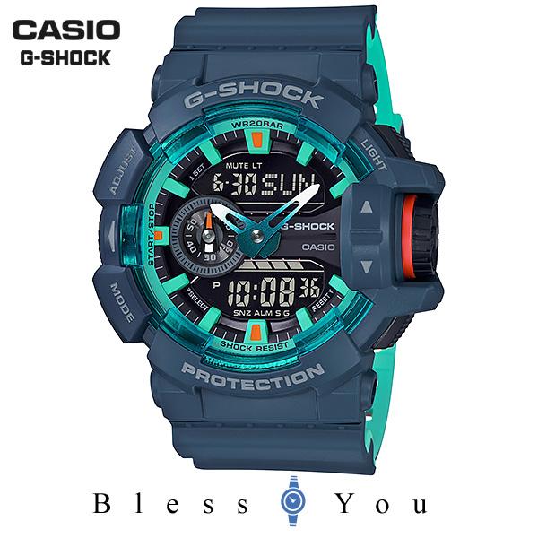 CASIO G-SHOCK カシオ 腕時計 メンズ Gショック 2018年11月新作 GA-400CC-2AJF 17,0