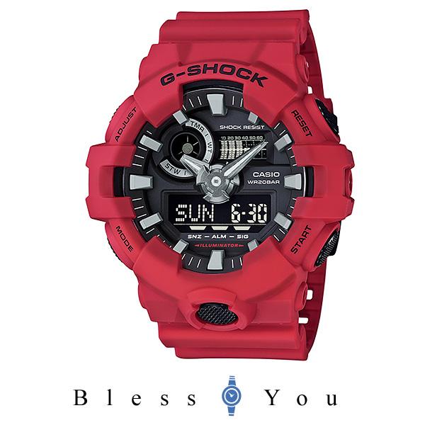 メンズ 腕時計 カシオ G-SHOCK ジーショック GA-700-4AJF 14,5