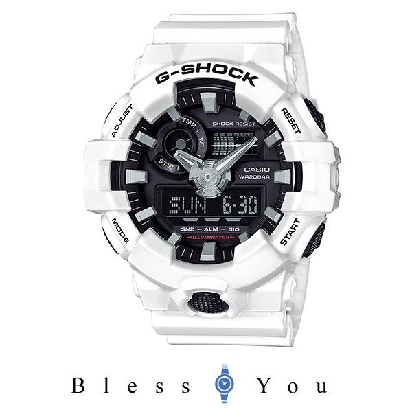 カシオ Gショック メンズ 腕時計  GA-700-7AJF 14,5 新品お取り寄せ