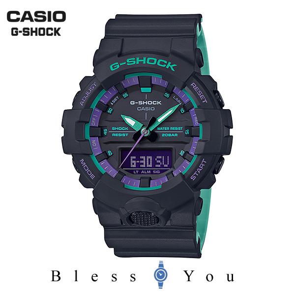 CASIO G-SHOCK カシオ 腕時計 メンズ Gショック 2019年4月新作 GA-800BL-1AJF 16,0